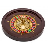 Professional Wood Roulette Made in Italy