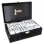 Jumbo Size Double Nine Dominoes Set