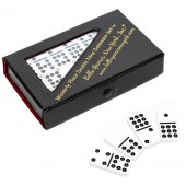 Double Nine Dominoes Set