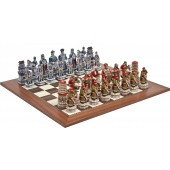 The Ming Dynasty Chessmen & Champion Board