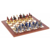 King Arthur Chessmen & Champion Board