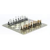 Magnificent Chessmen & Superior Board