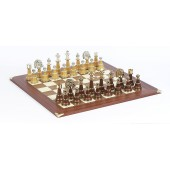 Champion Chessmen & Champion Board