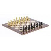 French Staunton Chessmen & Master Board