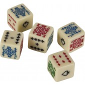 Poker Dice (set of 5)