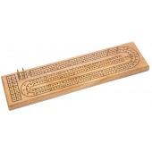 Wood Cribbage