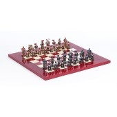 Imperial Chessmen & Elegant Board