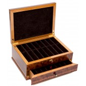 Napoli Chess Storage Box from Italy
