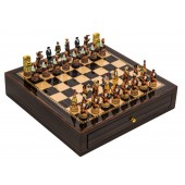 The American West & Deluxe Chess Board Case